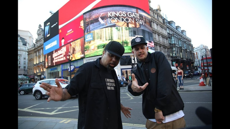 Parallax Round Round Ft Rakaa Iriscience Dilated Peoples Official Video prod by Roeg Du Casq