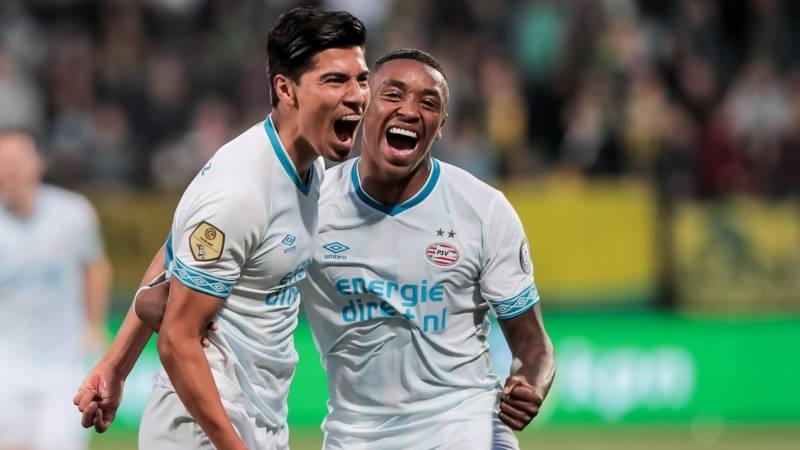 Дебют мрії Мексиканський новачок ПСВ забив гол і зробив асист за п'ять хвилин після виходу на поле