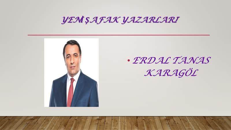 Türkiye ekonomisi, en zor sınavını 15 Temmuz'da verdi-Erdal Tanas Karagöl -17.07.2017