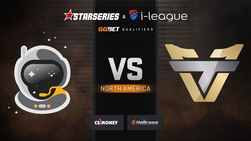 Spacestation vs TeamOne, map 3 train, StarSeries i-League S7 GG.Bet NA Qualifier