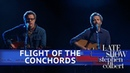 Flight Of The Conchords - Father Son (The Late Show with Stephen Colbert)
