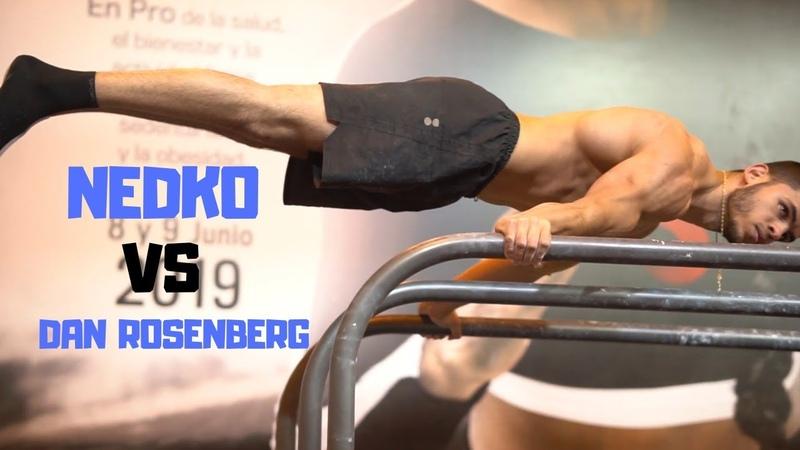 NEDKO VS DAN ROSENBERG | 1ª RONDA | SWUB 3