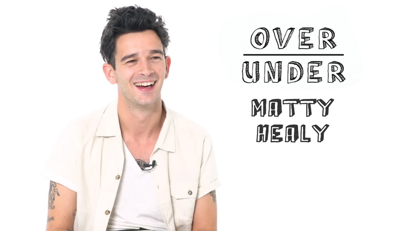 Matty Healy of the 1975 Rates Babies, the Easter Bunny, and Teen Angst | Over/Under