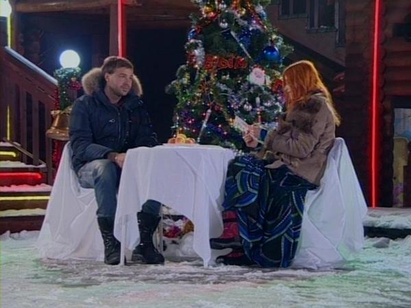 ДОМ-2 Город любви 3519 день Вечерний эфир (28.12.2013)
