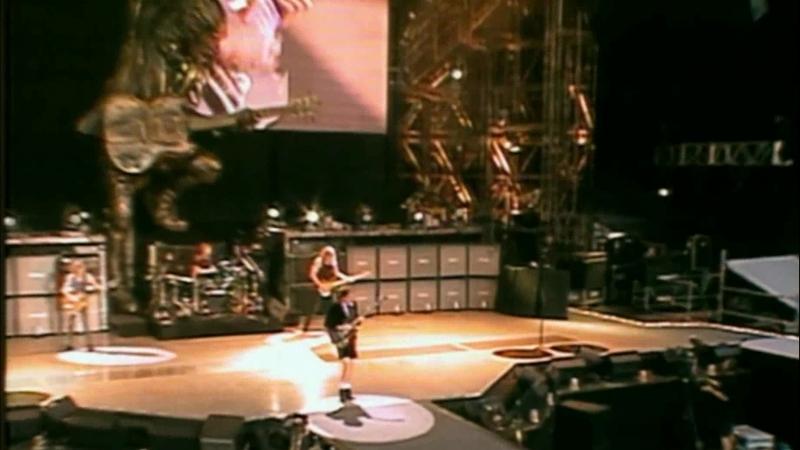 ACϟDC - Problem Child [HD] Stiff Upper Lip Live (Munich)