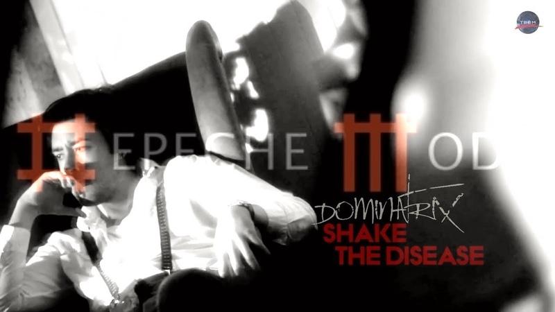 Depeche Mode - Shake The Disease [Fragment Orbital Remix]