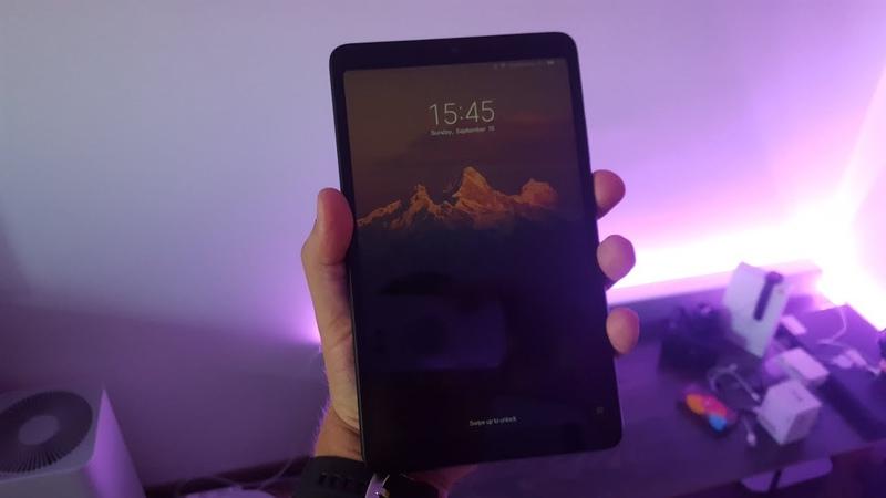 Xiaomi Mi Pad 4 ► украли планшет Сяоми ШОК