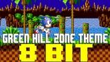 Green Hill Zone Theme 8 Bit Tribute to Sonic The Hedgehog, Hirokazu Yasuhara &amp Masato Nakamura