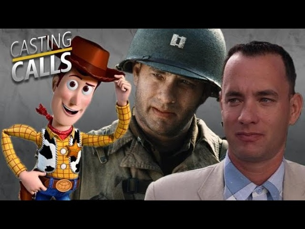 What Roles Has Tom Hanks Turned Down | CASTING CALLS