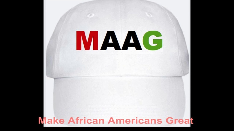 Blacks Supporting Trump More Than Ever