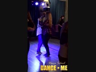 Kizomba Денис и Ангелина 14.10.2018