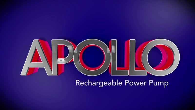 Вакуумная помпа с электронным манометром Apollo Recharge Pump