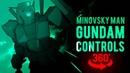 Mobile Suit Gundam Controls