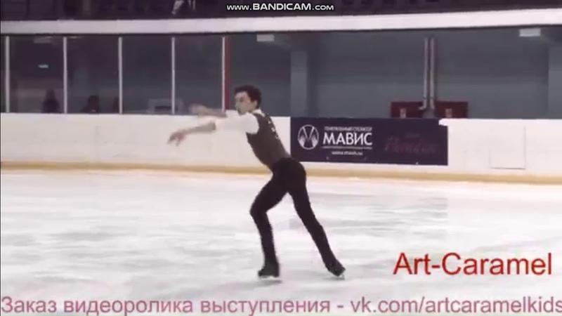 Антон Шулепов ПП 1 этап Кубка Санкт-Петербурга 2018