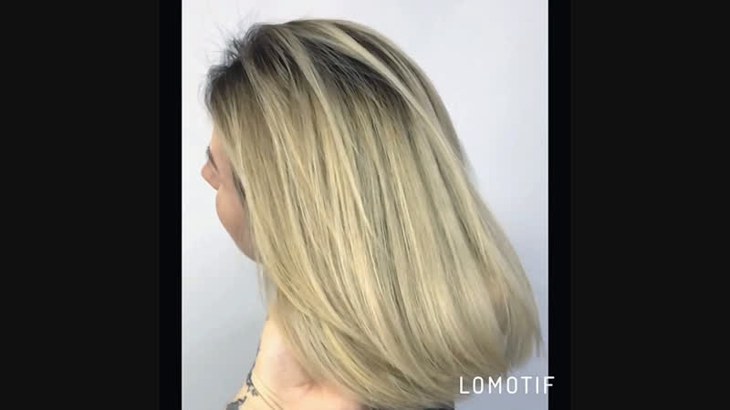 Блонд для Крис❤️❤️❤️