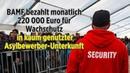 """""""Bild BAMF bezahlt monatlich 220 000 Euro für Wachschutz in kaum genutzter Unterkunft"""