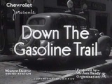 Down the Gasoline Trail (1935) How Fuel Goes Through An Engine