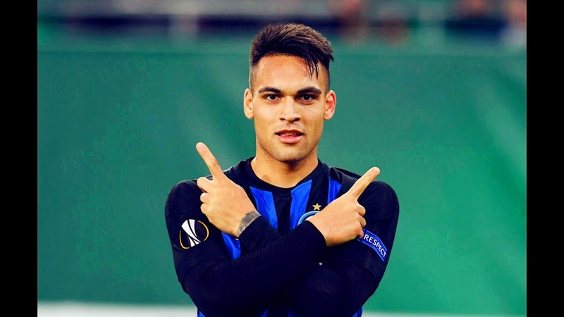 Lautaro Martínez Vs Rapid Vienna(14/02/2019)18-19 HD 720p by轩旗