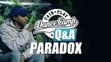 Q&ampA Paradox 'Small things we do can impact big things later' Fair Play Dance Camp 2017