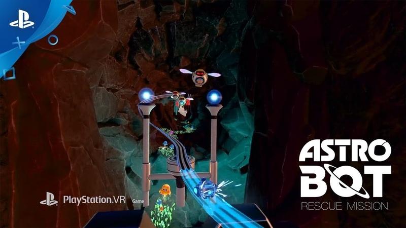 ASTRO BOT Rescue Mission – Accolades Trailer | PS VR