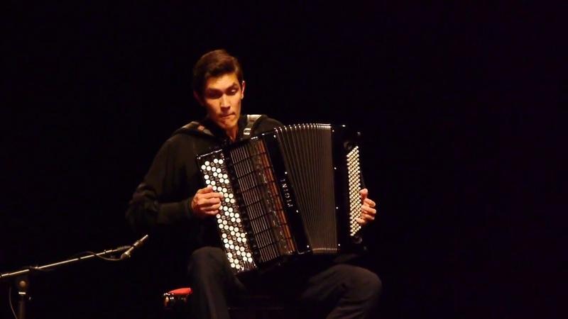 Доменико Скарлатти - Соната d-moll K 141 исполняет Артур Адршин