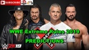 WWE Extreme Rules 2019 The Undertaker Roman Reigns vs Shane McMahon Drew McIntyre Predictions