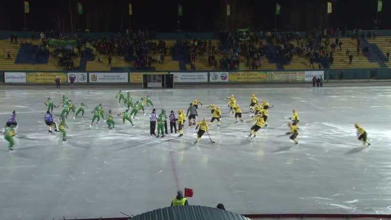 Чемпионата России по хоккею с мячом