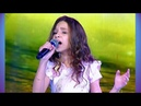 NATHI CRUZ - Posso clamar • Jovens Talentos Kids - Raul Gil (02/11/13)