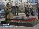 Ямальцы возложили цветы, а кадеты с поисковиками отправились в города-герои. Как прошел День Победы