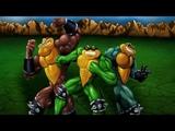 Battletoads Double Dragon on Ragnarok прохождение coop Vitalya (Dendy, Nes, Famicom 8 bit) Стрим RUS