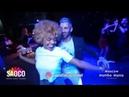 Oleg Sokolov and Delia Madera Salsa Dancing at 2nd Moscow MamboMania weekend 2019, Sunday 10.03.2019