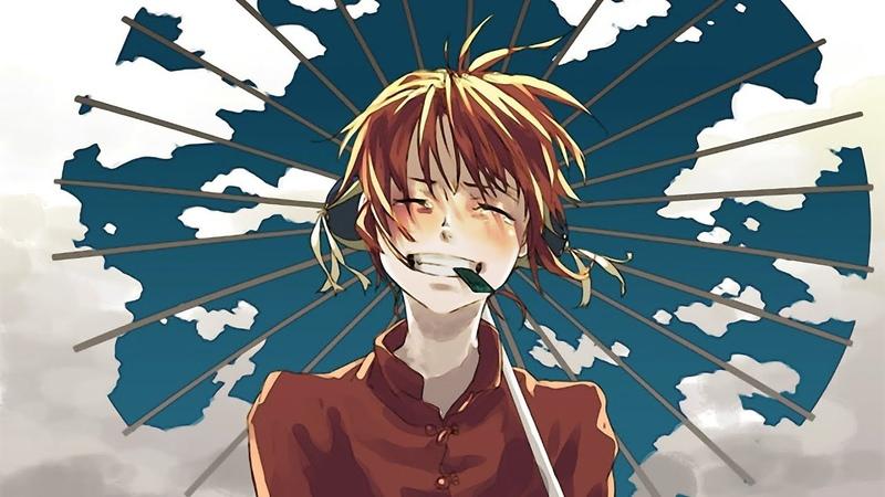 Gintama. Shirogane no Tamashii-hen Ending 2 Full『CHiCO with HoneyWorks - Hikari Shoumeiron』