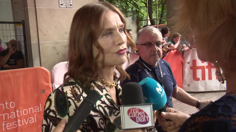 GRETA is psychological thriller Isabelle Huppert