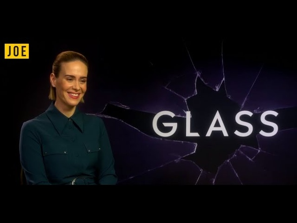 Sarah Paulson on Glass, the shared universe, and the evil Nurse Ratched