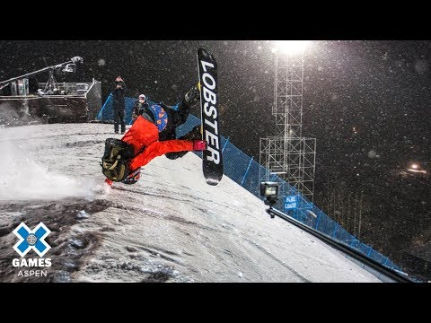 Full Broadcast Wendy's Snowboard Knuckle Huck X Games Aspen 2019