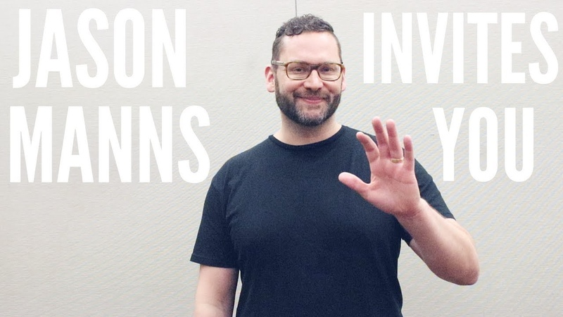 Come join Jason Manns on The Giving Back Tour