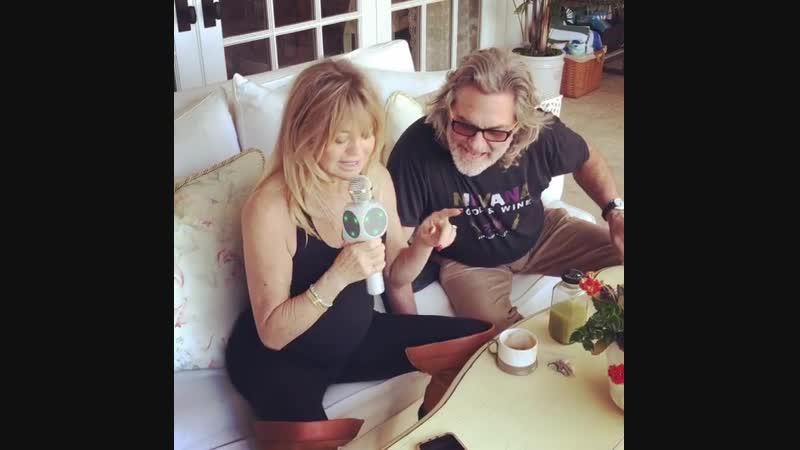 Goldie Hawn Instagram №6