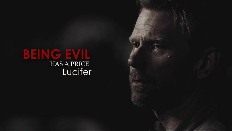 BEING EVIL HAS A PRICE   Lucifer