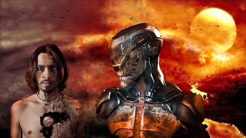 Финальная БИТВА! Киборги, аватары, роботы, люди, боги.