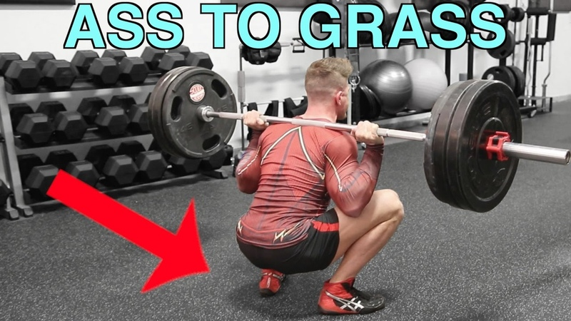 2 EASY TIPS To Improve Your Squat Depth NOW NO MORE HALF REPS