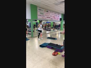 Фитнес клуб