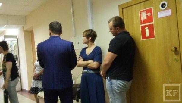 В Казани судят врача из-за которого умер пациент  Он сделал ввел ему н
