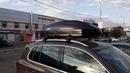 Автобокс Turino 1, 410 л., черный матовый - АВ-АКС.РУ