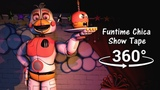 360 Funtime Chica Show Tape - Five Nights at Freddy's Sister Location SFM (VR Compatible)