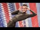 Robot danseur extraordinaire Grande-Bretagne a du talent