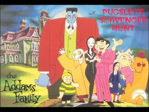The Addams Family: Pugsley's Scavenger Hunt [NES] (1992)