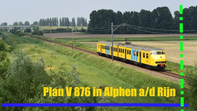 Plan V 876 komt langs Alphen a/d Rijn