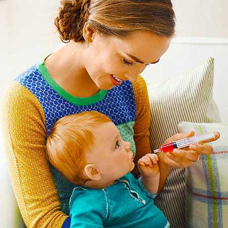 Для чего и как используется Амоксиклав для ребенка