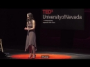 Searching for love to escape ourselves - Hayley Quinn - TEDxUniversityofNevada Rus Sub
