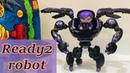 Ready2robot Unpacking Распаковка робота Реди ту робот мультик Распаковываем Реди ту робот Видео